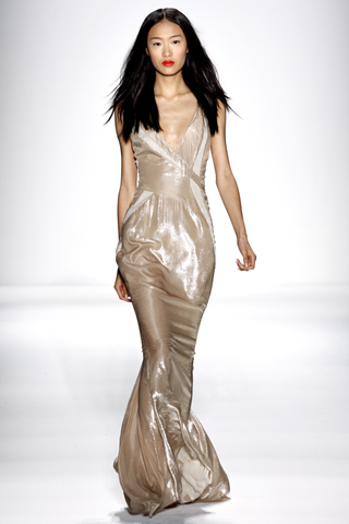 J. Mendel Spring 2011 Ready-to-Wear