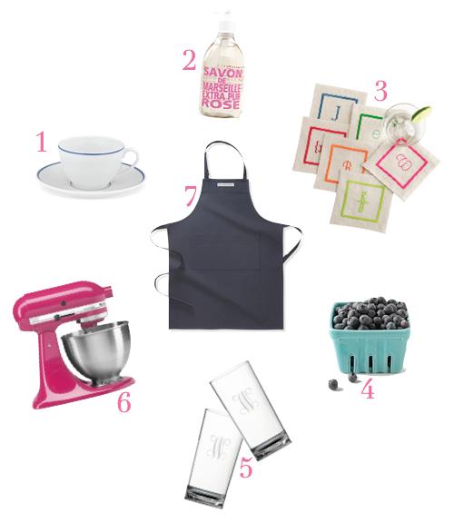 Preppy Kitchen Essentials Design Darling