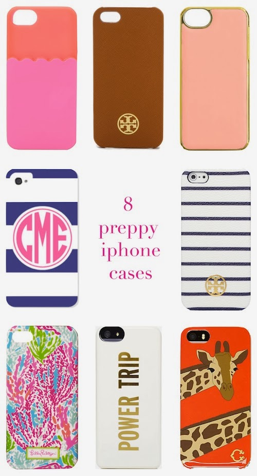 preppy iphone 5 5s cases monogrammed