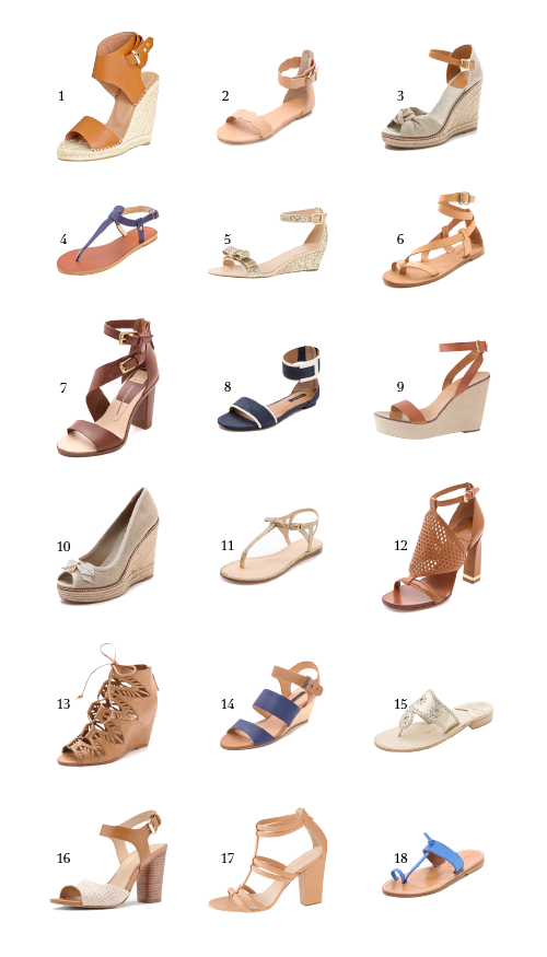 7b8ec9497be4 here s my ultimate guide to the pairs I m eyeing this summer. Flats