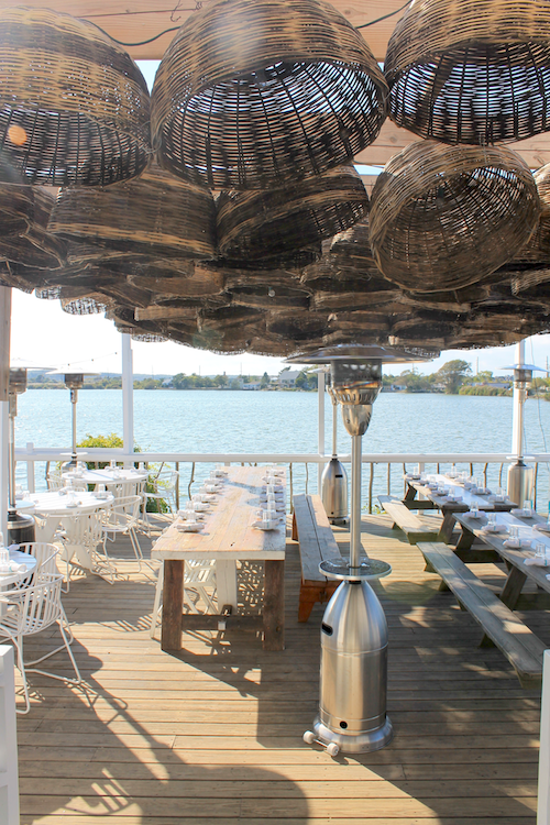 the surf lodge montauk restaurant