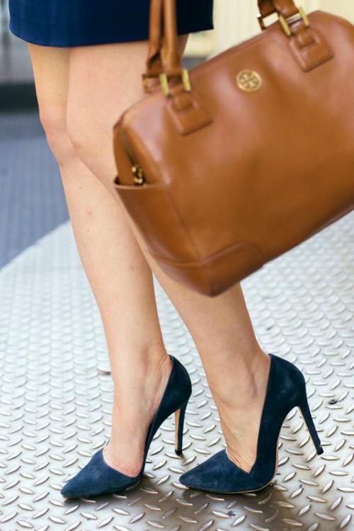 alice olivia dina heels navy