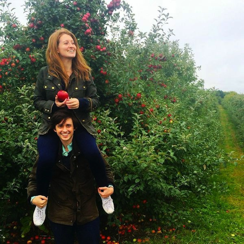 fall to do list apple picking