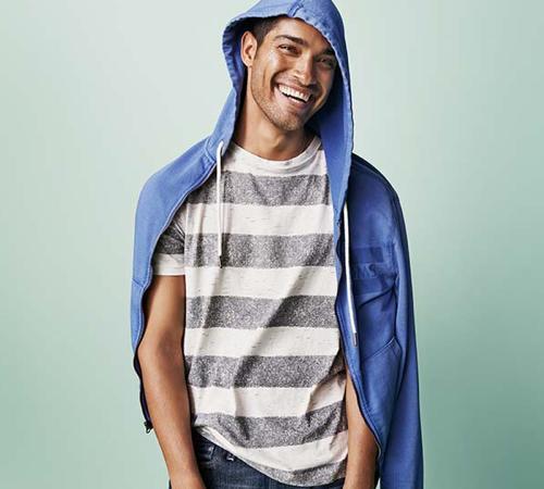toms for target hoodie