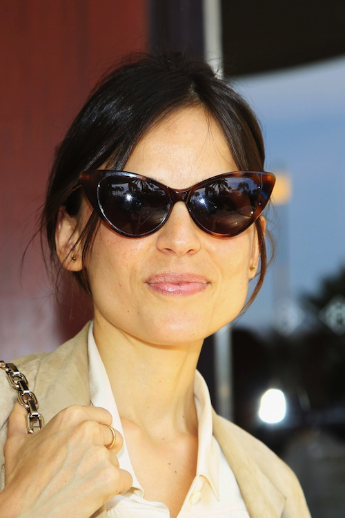 elena anaya tom ford nikita sunglasses