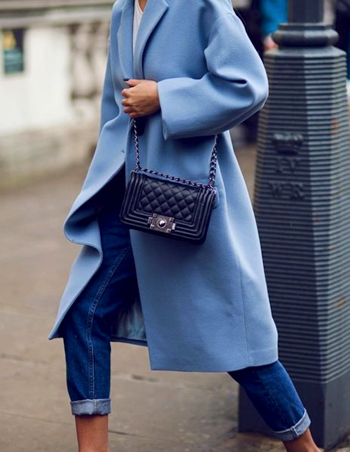 french blue coat