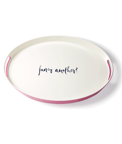 kate spade fancy another tray