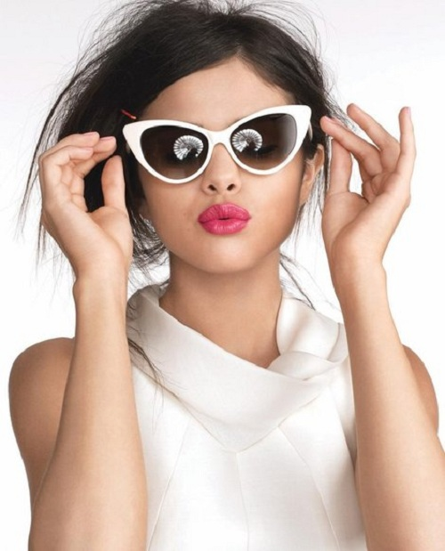 selena gomez tom ford nikita sunglasses