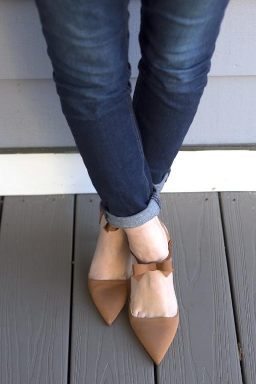 sarah jessica parker bow heels