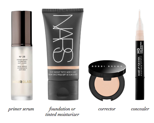 foundation for dry sensitive skin