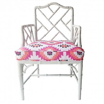 palm beach bamboo chippendale chair