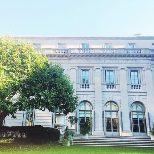 the frick museum nyc