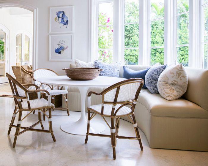 Shop The Room Bright Breakfast Nook Design Darling