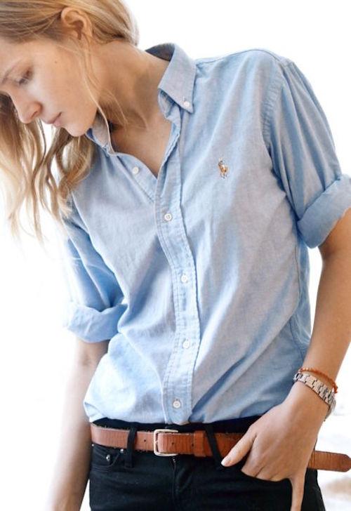 best oxford shirt for women