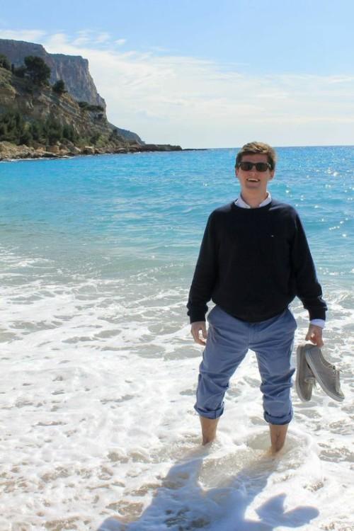 cassis france beach