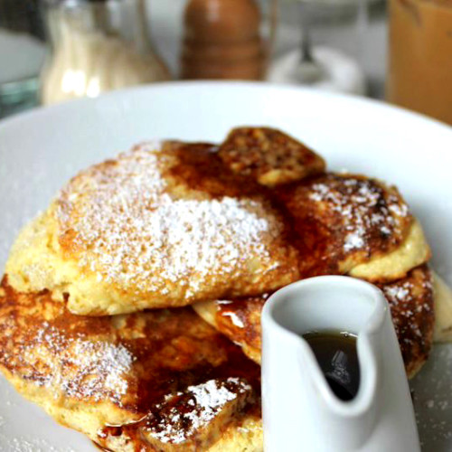 granger and co london ricotta hotcakes brunch