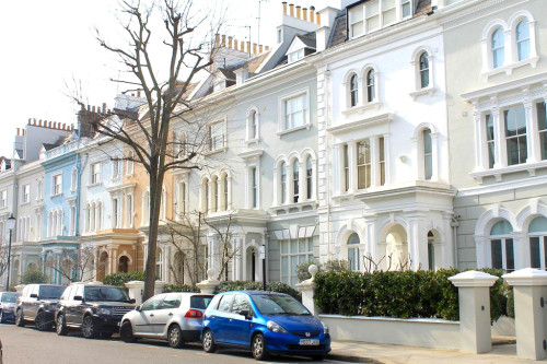 notting hill london townhomes