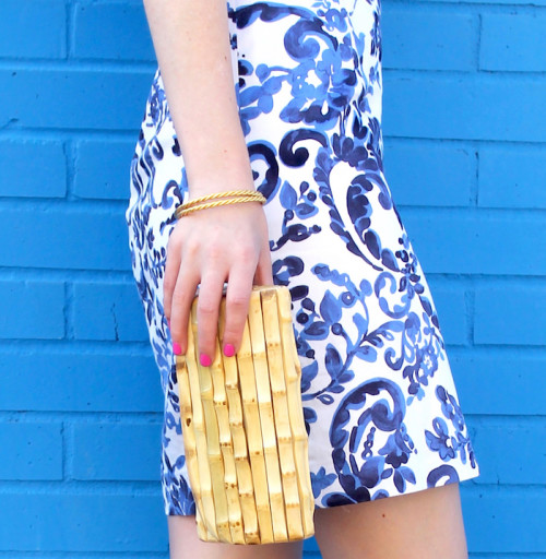 j.mclaughlin bamboo clutch