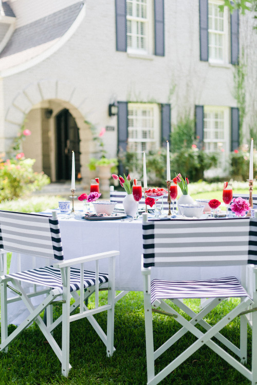 design darling fourth of july party