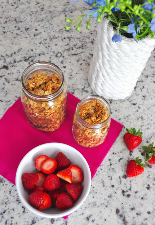 design darling granola recipe