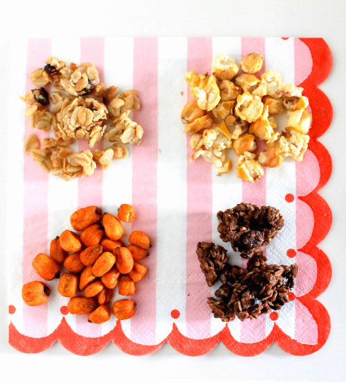 nourish snacks flavors