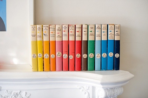 rainbow book collection