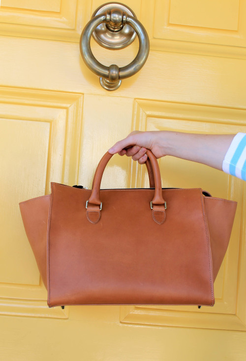 clare vivier sandrine satchel