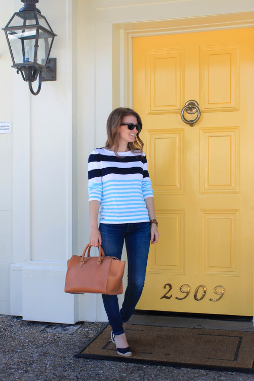 lilly pulitzer gwyneth striped pullover sweater