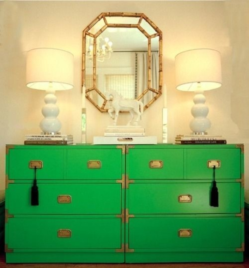 green campaign dresser vanessa de vargas in lonny