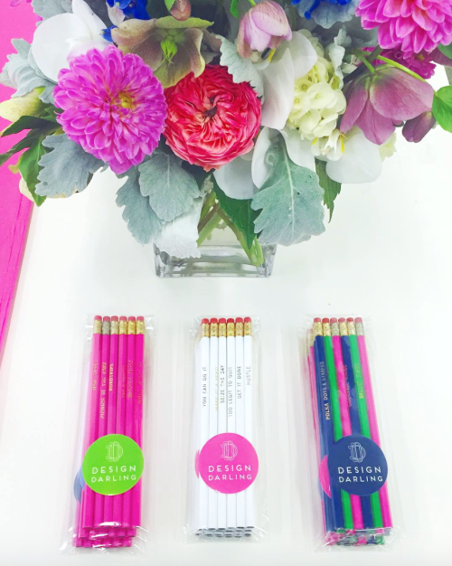 design darling pencil sets
