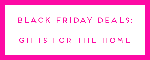 black friday deals for the home