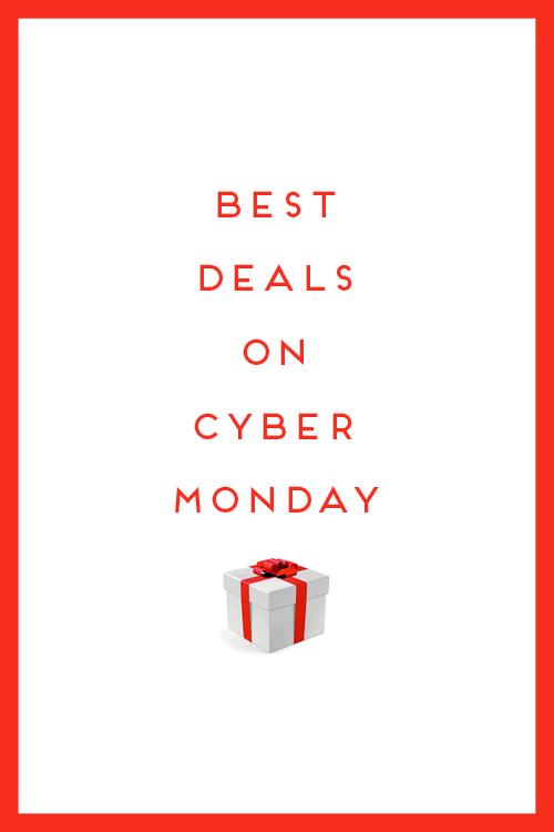 cyber monday deals 2015