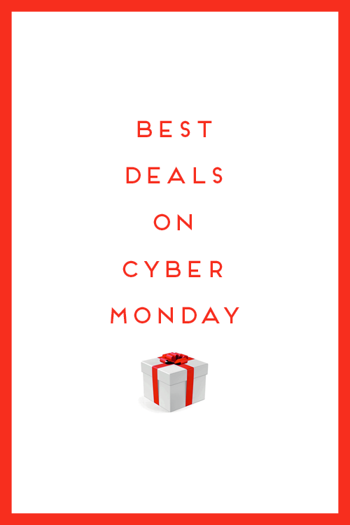 Cyber Monday Shopping Design Darling