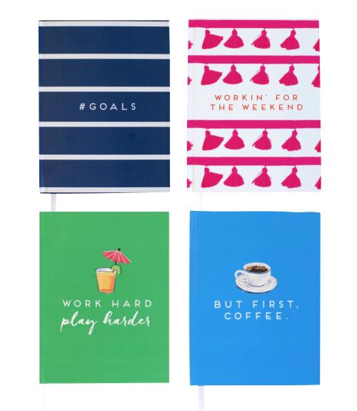 design darling notebooks