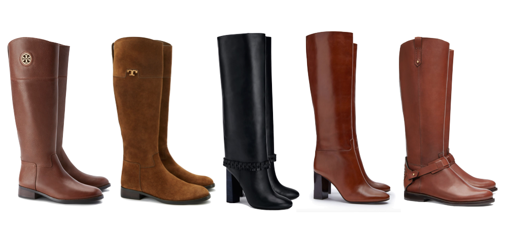OFF TORY BURCH RIDING BOOTS