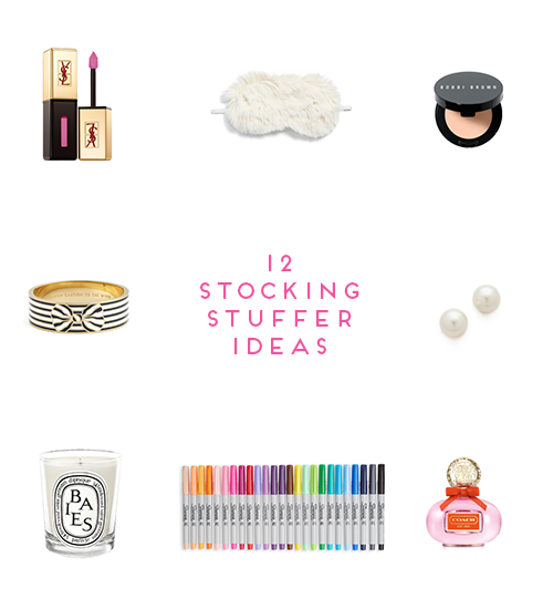 design darling 12 stocking stuffer ideas