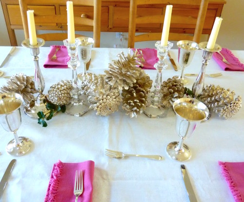 design darling christmas table