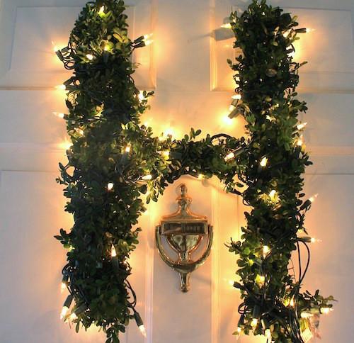 design darling diy letter wreath