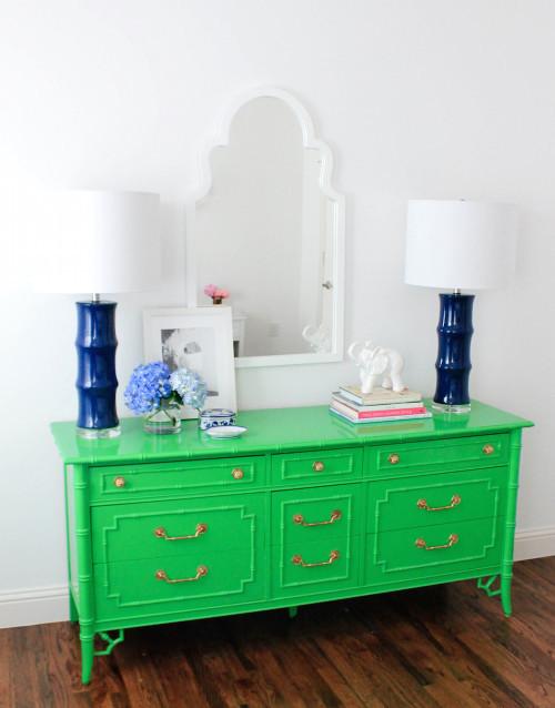 green-bamboo-dresser-navy-bamboo-lamps-500x638