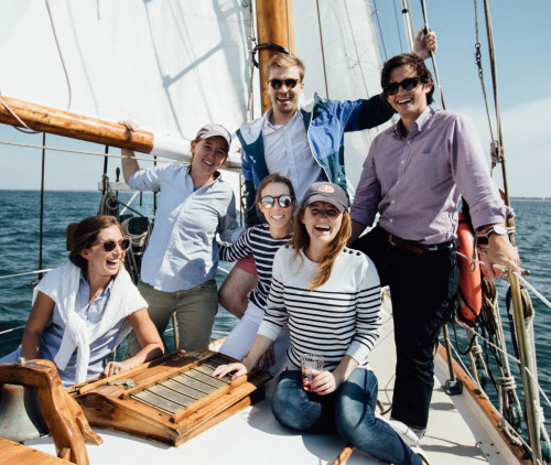 design darling sailing nantucket
