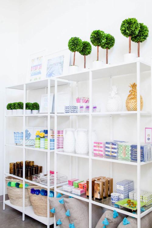 ikea vittsjo shelves in white