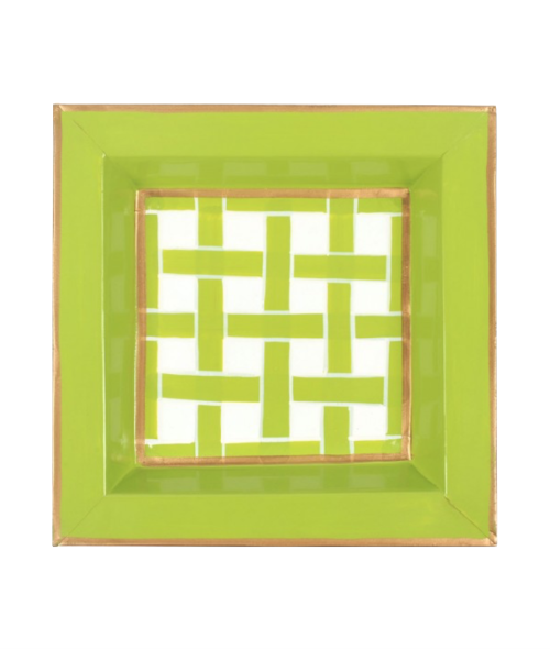 lime_green_basketweave_jewelry_dish