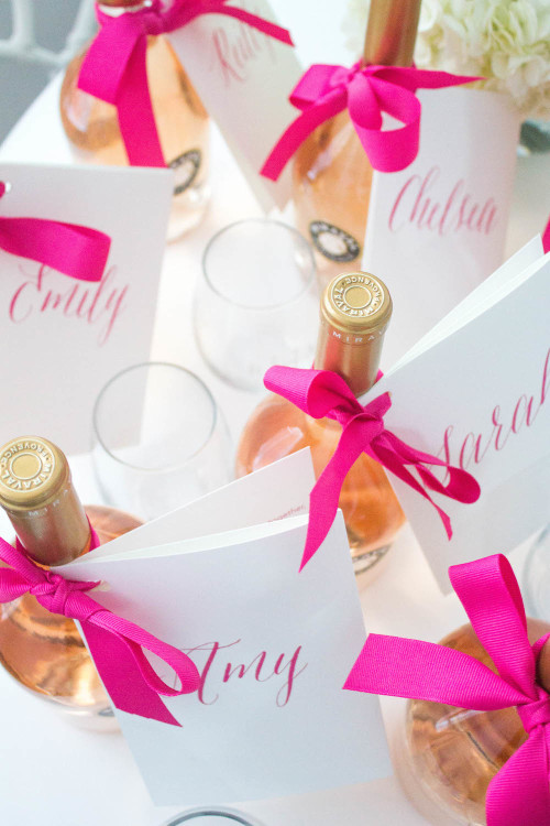 design darling asking your bridesmaids