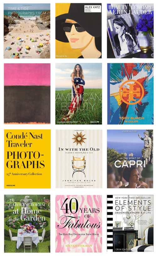 design darling coffee table book recommendations