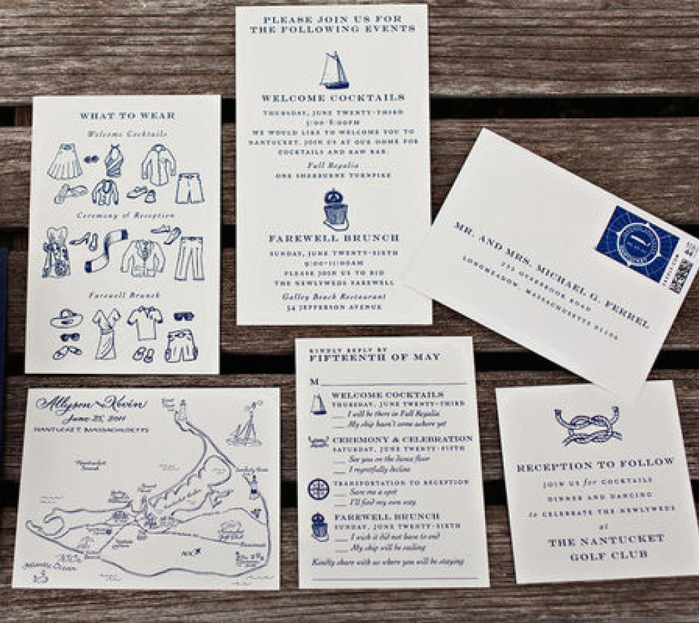 Things To Include In A Wedding Invitation: WEDDING WEDNESDAY: 10 WAYS TO PERSONALIZE YOUR BIG DAY