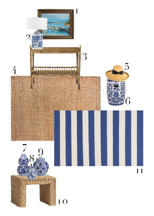 beach house decor picks