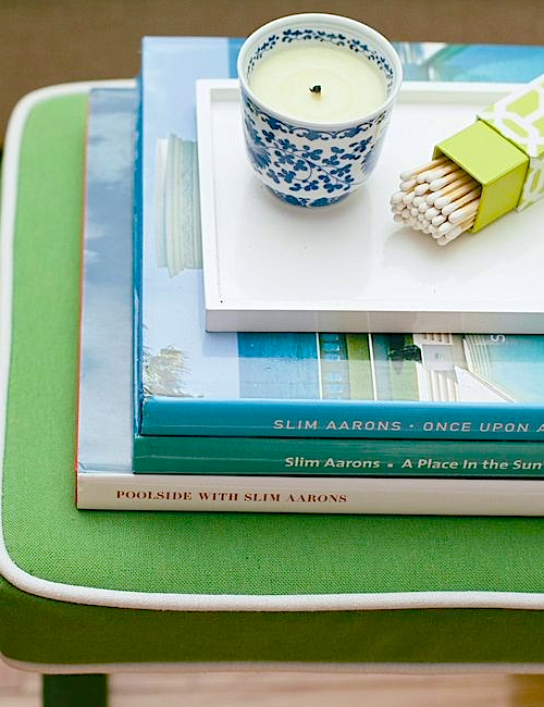 slim aarons coffee table books