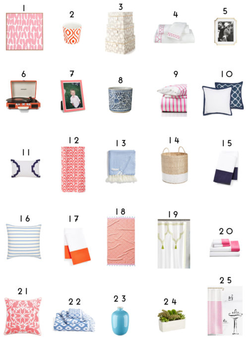Design Darling rounds up the best assortment of home decor from Nordstrom