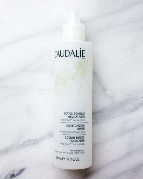 caudalie moisturizing toner review