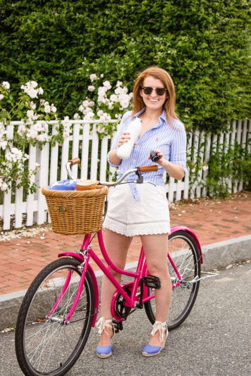 design darling nantucket bike ride